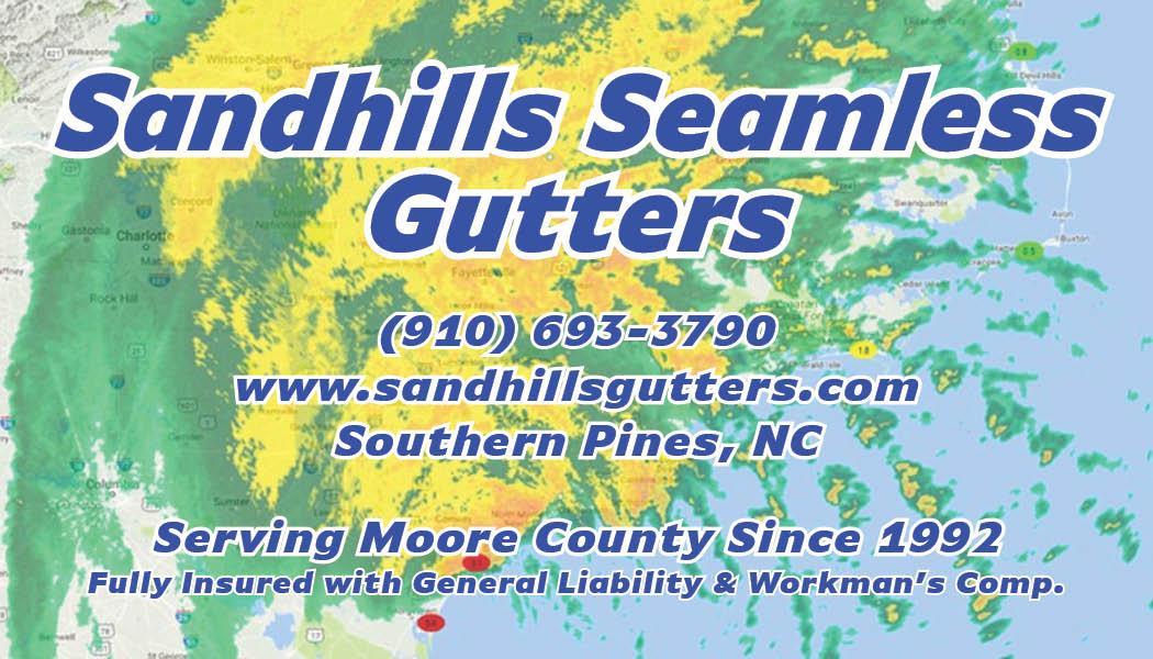 Sandhills Seamless Gutters