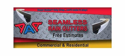 Aaa Seamless Rain Gutters Of Billings